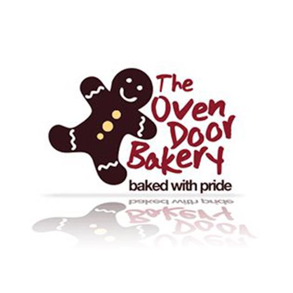 The Oven Door Bakery logo designed by Phunkemedia
