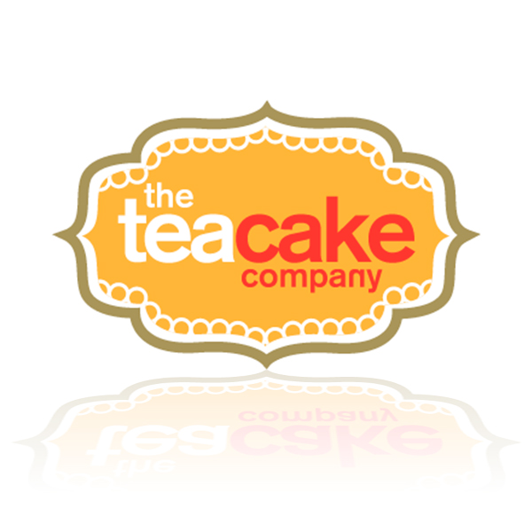 The Tea Cake Company logo designed by Phunkemedia