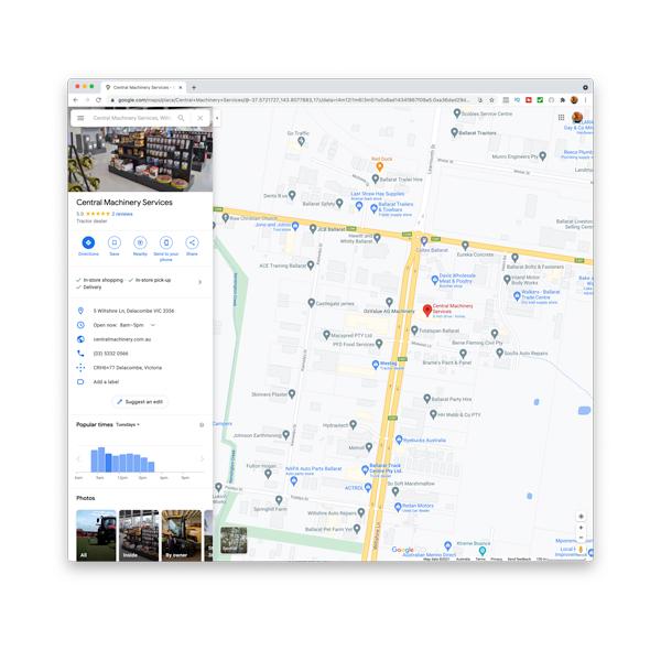 Digital Marketing - Google My Business